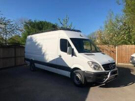 2006-56-reg Mercedes sprinter 311CDI euro4 long wheel base hi roof FREE U.K. DELIVERY