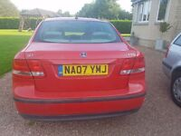 Saab 93 saloon 1.8 turbo for sale. Excellent condition inside and out. 2 careful owners