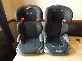 Graco Stage 2 Car Seats x2