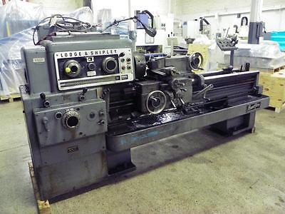 18 X 54 Lodge Shipley Powerturn Engine Lathe - As Is Clearance Price