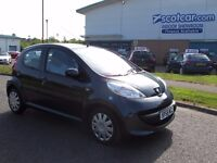 PEUGEOT 107 URBAN MOVE £20 Road Tax Per Annum Was £3695 Now Only £3395