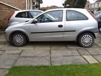 Vauxhall Corsa Comfort 16v Petrol - Colour: Silver