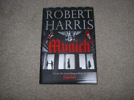 Robert Harris Munich, recent hardback book in excellent condition