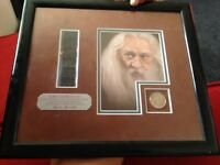 Harry Potter limited edition prints with film cells