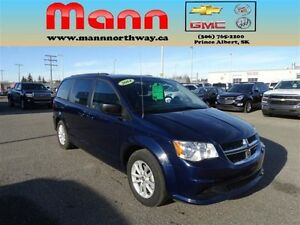 2014 Dodge Grand Caravan SE/SXT - Cruise control, Bluetooth, Rea