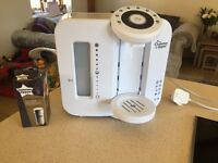 Tommee tippee bottle maker and unused filter