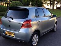 Toyota Yaris Diesel 1.4 SR Newshape £20 Tax/Year, Stop/Start, Sports Edition like VW Polo