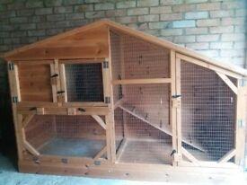 Large ferret hutch