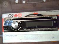 ALPINE CAR CD RECEIVER CDE-9845RB RADIO