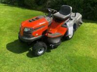 NEW Husqvarna TC138 ride on mower lawnmower
