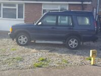 land rover discovery GS 2