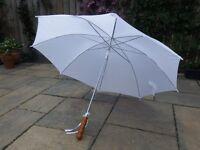 Wedding umbrellas suitable for wedding party