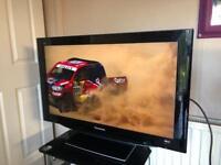 """PANASONIC VIERA 37""""FULL HD 1080p LCD TV"""