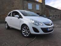 2013 Vauxhall Corsa 1.0 fsh 52k miles
