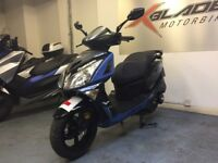 Lexmoto Titan 125cc Automatic Scooter, Euro 4, Fuel Injection, Good Cond, ** Finance Available **