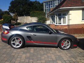 Porsche Cayman 3.4 GT body kit