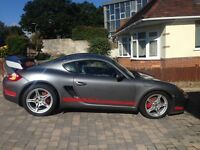 Porsche Cayman 3.4 GT body kit