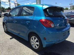 2014 Mitsubishi Mirage LIKE NEW l 7,000km l HEATED SEATS Kitchener / Waterloo Kitchener Area image 3
