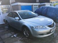 Mazda 6, M.O.T March 18, Great Runner