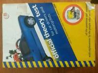 Driving theory book