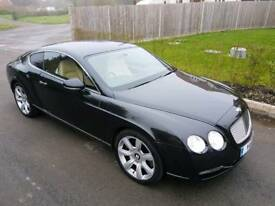 Bentley Continental GT 6.0