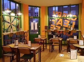 COMMIS CHEF (FULL-TIME), AWARD-WINNING INDIAN STREET FOOD & CRAFT BEER CAFE