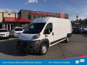 2017 Ram ProMaster 3500 High Roof, Extended