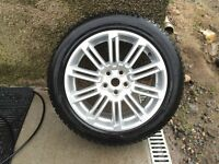 Landrover Discovery Alloy/Tyre