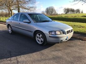 2003 VOLVO S60 2.4 D5 S DIESEL SALOON VERY CLEAN CAR PX TO CLEAR