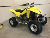 SUZUKI LTZ 400 ROAD LEGAL QUAD NOT LTR RAPTOR Px