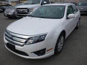 2010 Ford Fusion SEL & V6 & AWD & LEATHER & ROOF & HEATED SEATS