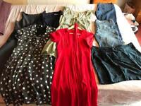 Ladies clothes bundle: French connection, Urban outfitters, GAP, Next, Topshop, Pull & Bear
