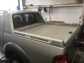 Ford ranger roll top / roller shutter