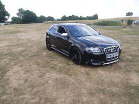 2006 Audi S3 A3 SLine 2.0 TFSI - Replica - DSG - Fully loaded