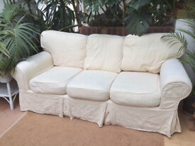 3 Seater Soft Sofa