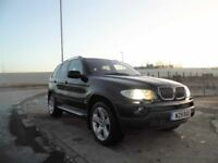 BMW X5 3.0 D SPORT 5d AUTO 215 BHP 6 Month RAC Parts & Labour Warranty