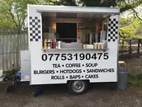 Events/party catering services available-Checkers sandwich bar