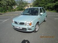 TOP OF THE RANGE Nissan Micra in Excellent Condition
