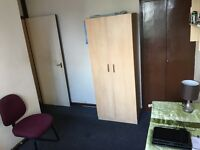 Well furnished large clean and tidy double room is available for rent at BOW ROAD ( Zone 2 )