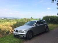 BMW 1 Series 116i Petrol Car