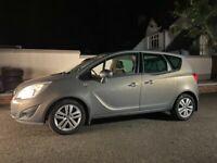 2011 Vauxhall, MERIVA, MPV, 2011, Manual, 1686 (cc), 5 doors