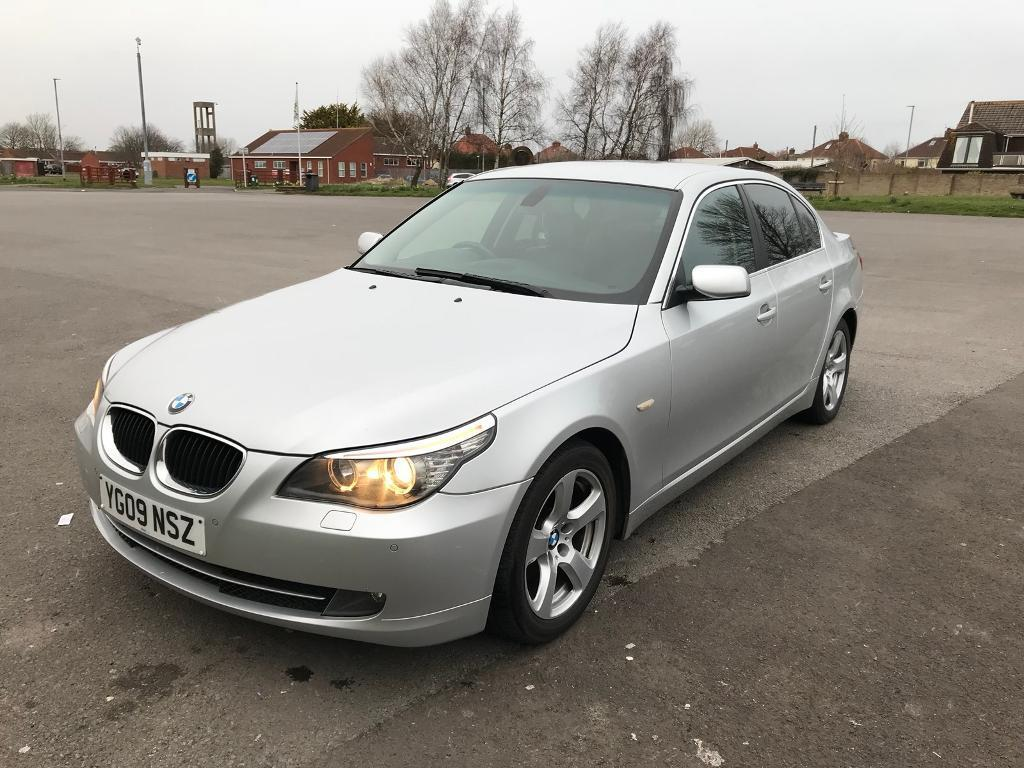 BMW 5 Series E60 520d Business Edition In Burnham On Sea Somerset