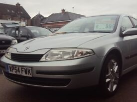 Renault Laguna Extreme – LOW MILEAGE – With History & MOT - £999