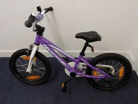 Hot Rock Hotrock girls 16 inch bike / bicycle EXCELLANT CONDITION