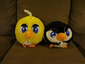 Roly-Poly Birds Stuffed Toys both for $25 or $15 each