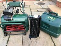 Atco Balmoral 17SE self propelled petrol lawnmower