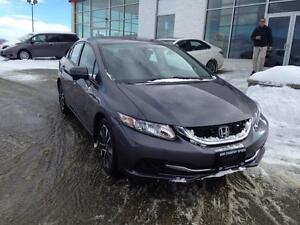 2014 Honda Civic LX Sedan 5-Speed MT