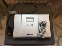 Mikomi DVD player.