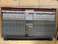 Allen & Heath GL2400 Mixing Desk With Flight Case