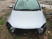 2004 VAUXHALL CORSA 1.3 DIESEL GREY(BREAKING/SPARES/REPAIRS) BONNET-DOORS-ENGINE-GEARBOX